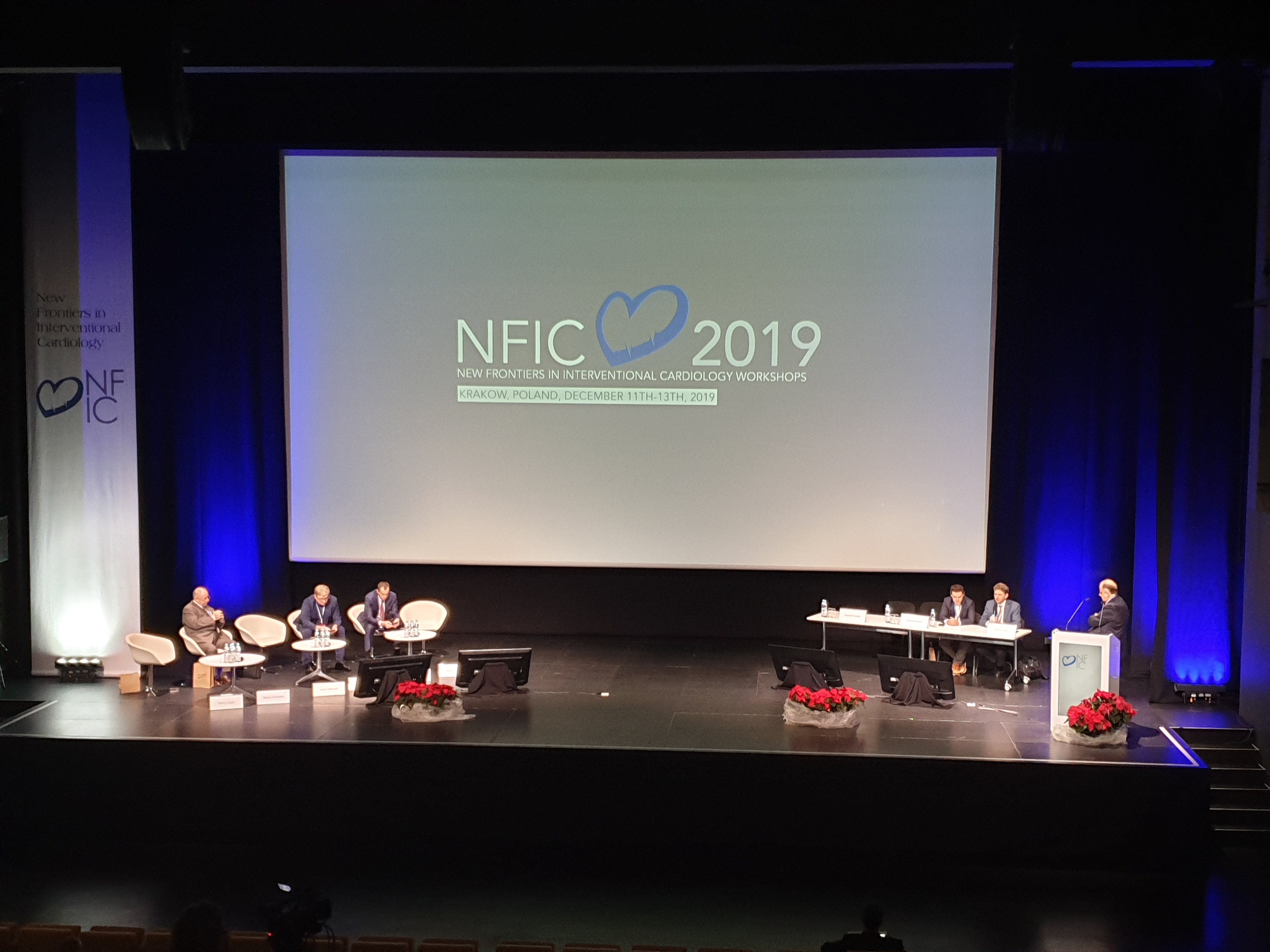 20 th Interventional Cardiology Workshop – New Frontiers in Interventional Cardiology (NFIC 2019)